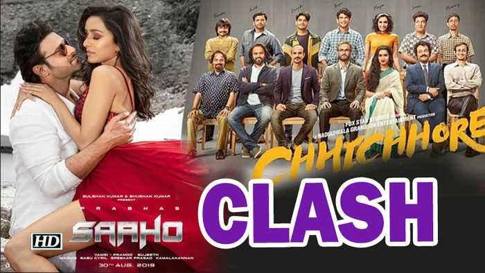 'SAAHO' vs 'CHHICHHORE' | Nitesh Tiwari wishes he could avoid CLASH