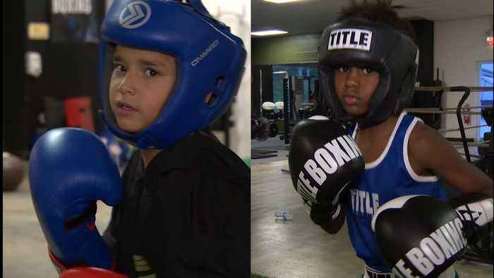 Action Athlete: USS Fight Academy produces two national boxing champs