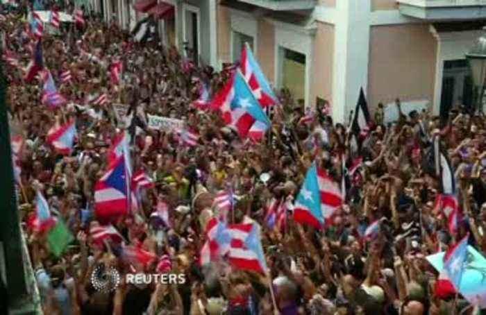 Pierluisi sworn-in as next Puerto Rico governor: statement