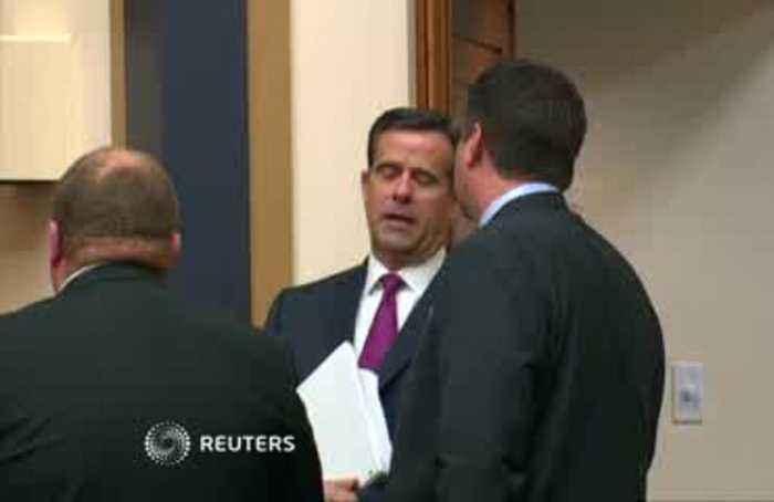 Trump drops pick for U.S. spy chief