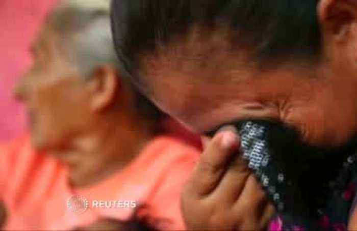 Villagers recognize viral photo of Guatemalan mother