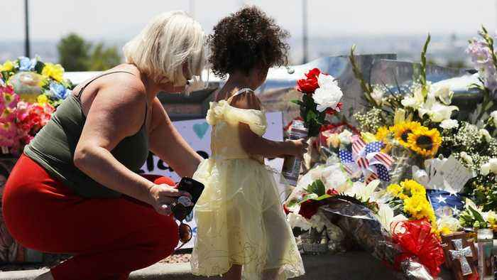 After Two Mass Shootings In 24 Hours, Dems Turn Sites On Trump's Rhetoric
