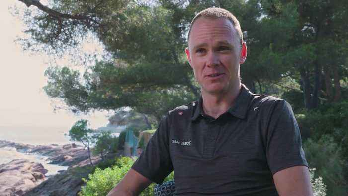 Chris Froome setting sights on Tour de France