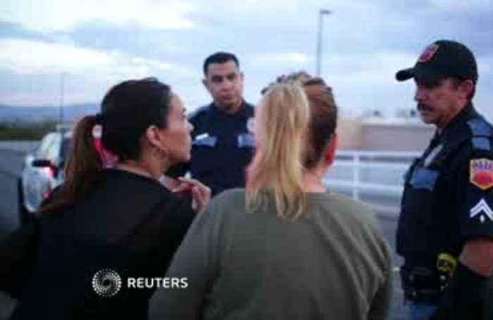 Texas police seek clues to explain Walmart shooting that killed 20