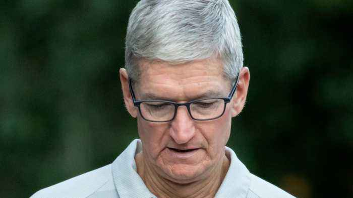 After Two Mass Shootings In 24 Hours, Tim Cook Weighs In On US Gun Violence