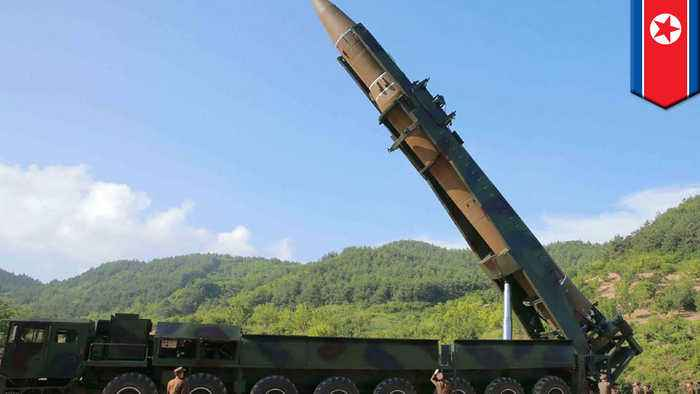 North Korea fires ballistic missiles for the third time in eight days