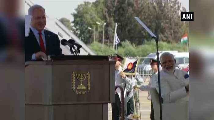 Yeh dosti hum nahi todenge' Israel PM Benjamin Netanyahu wishes PM Modi on Friendship Day
