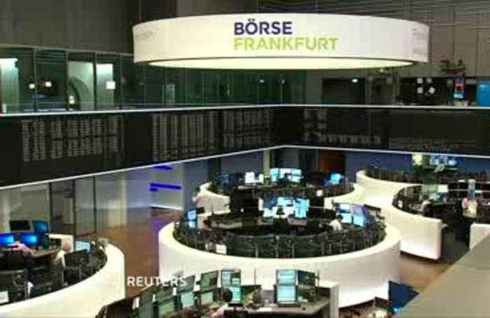 China worries hit European stocks, PMIs weak