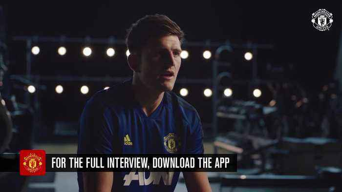Harry Maguire proud to sign for 'amazing club' as defender completes Old Trafford move