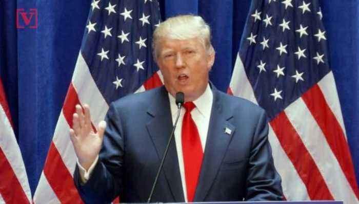 Trump Blames Fake News For Contributing To The Rage Of Mass Shootings
