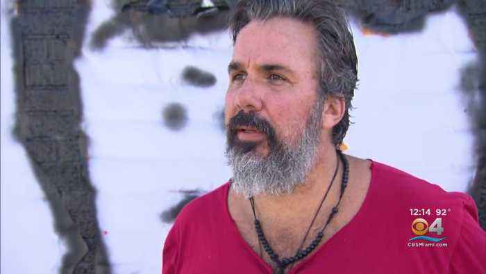 Parkland Shooting Victim's Father No Stranger To Gun Violence