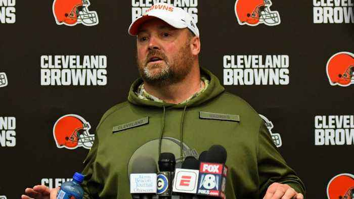 Freddie Kitchens Vows to Fire Any Assistant Coach That Speaks Anonymously to the Media