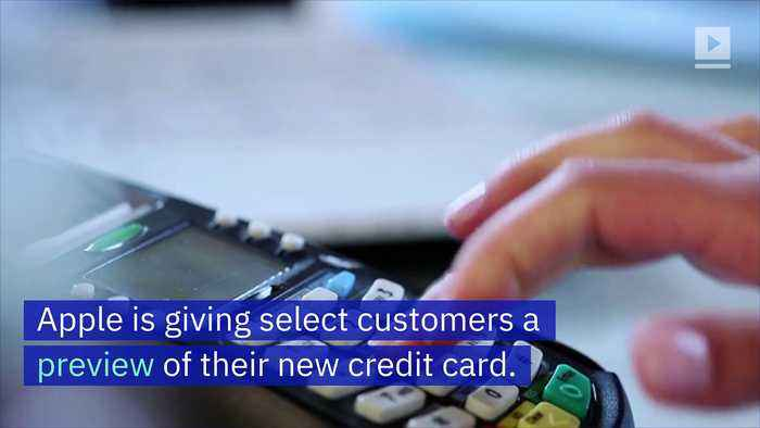 Apple Begins Rollout of the Apple Card