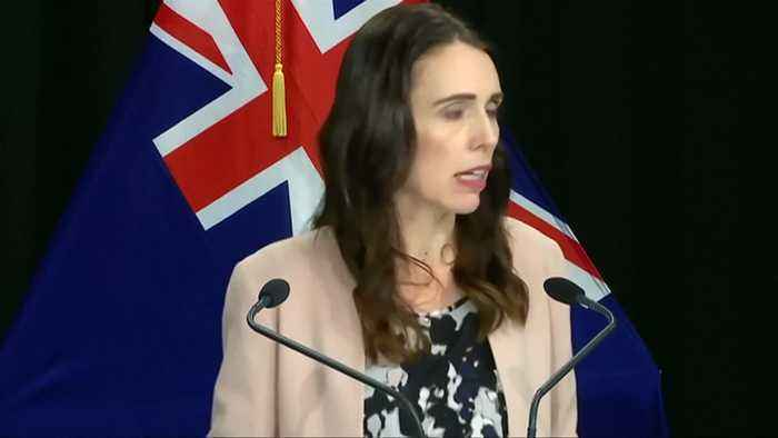 NZ's Ardern and NATO chief talk extremism, shootings