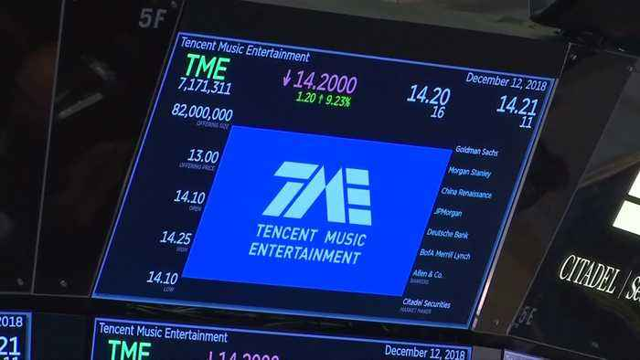 Vivendi turns to Tencent to gain Universal foothold in China