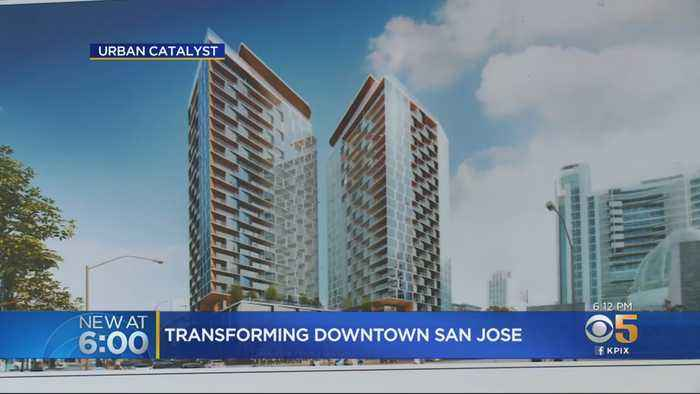 Downtown San Jose Intersection Transforming Into Site For High-Rise Housing Amid Concerns