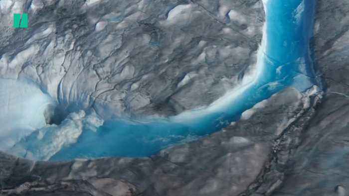 Greenland's Ice Shelf Melted At Record Rate In July