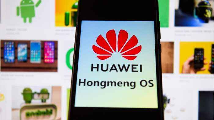 Huawei Testing Tech To Rival Google And Android Phones