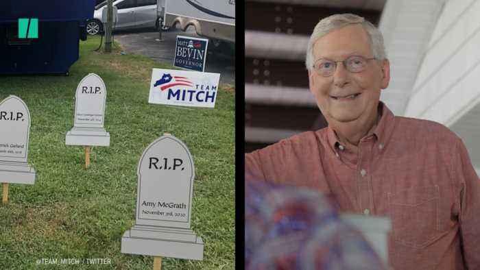 Mitch McConnell's Graveyard