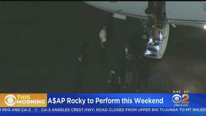 A$AP Rocky To Perform At OC Music Festival