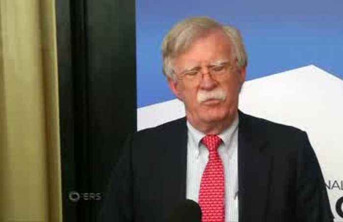 Bolton: 'This a time for action' against Maduro