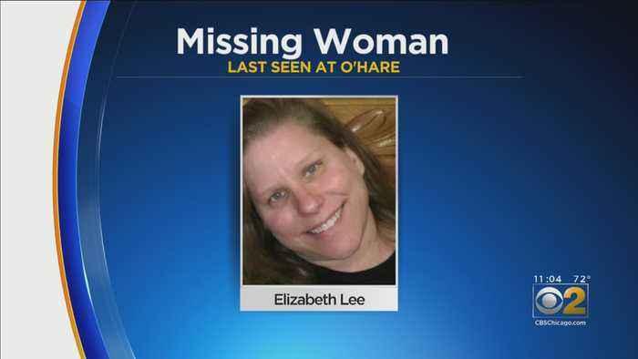Missing Woman: Elizabeth Lee Last Seen At O'Hare