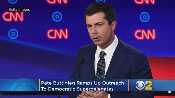 Buttigieg Ramps Up Outreach To Democratic Superdelegates