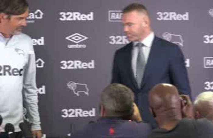 Rooney seals player-coach role at Derby from January