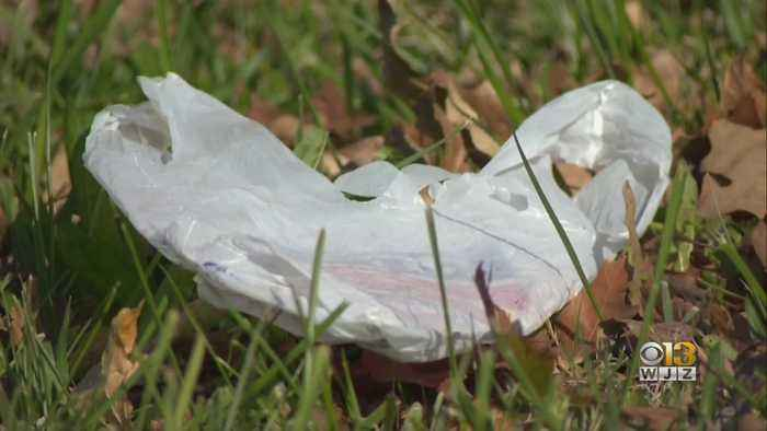 Plastic Bag Ban Continues Among Baltimore City Council Members