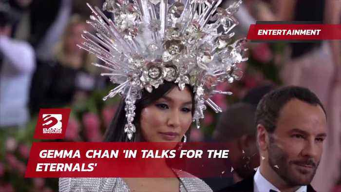 Gemma Chan 'in talks for The Eternals'