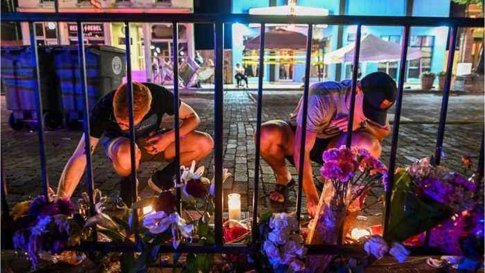 FBI Says Dayton, Ohio Gunman Was Obsessed With Violence