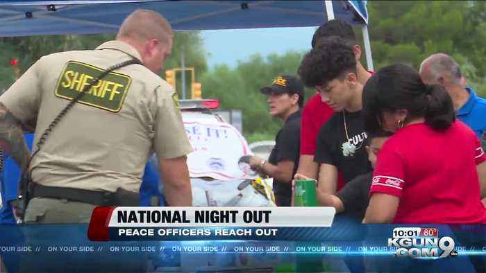National Night Out 2019 in the wake of violent weekend