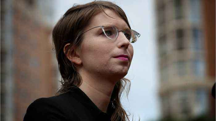 Judge Says Chelsea Manning Can Remain in Jail for Another Year