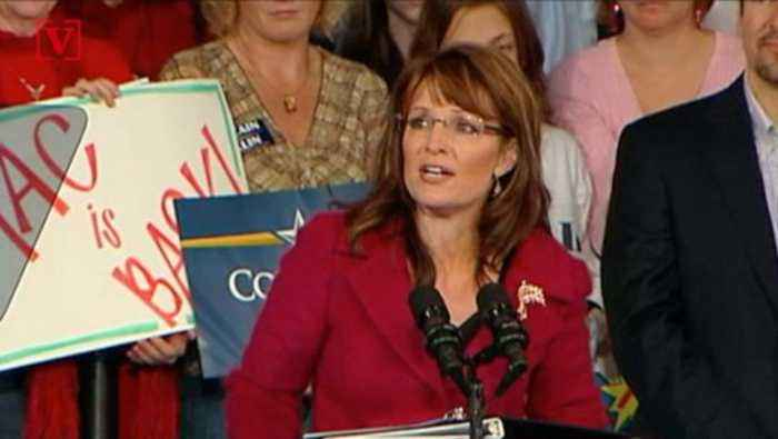 Appeals Court Rules Sarah Palin's Lawsuit Against New York Times Can Proceed
