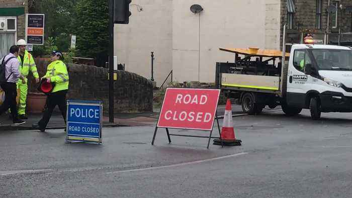 Whaley Bridge residents allowed to return home