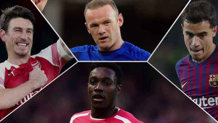 Transfer round up: Danny Welbeck joins Watford
