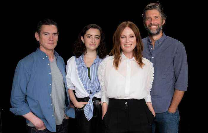 Bart Freundlich, Julianne Moore, Billy Crudup & Abby Quinn On The Film, 'After the Wedding'