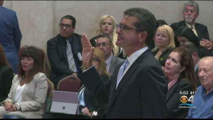 Puerto Rico's Supreme Court Overturns Pedro Pierluisi As New Governor