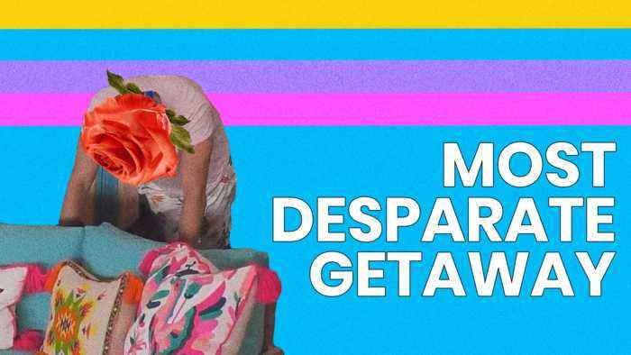 Most Desperate Getaway