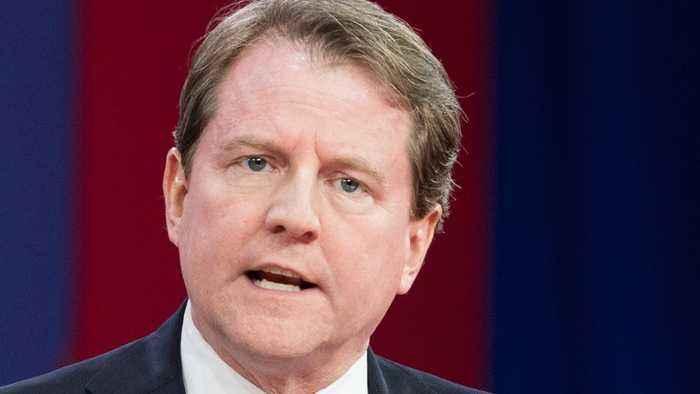 Eyeing Impeachment, House Democrats Sue For McGahn Testimony