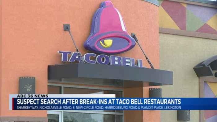 Taco Bell Break-ins