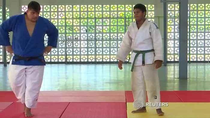 Judo diplomacy: fighting China's sway in Samoa