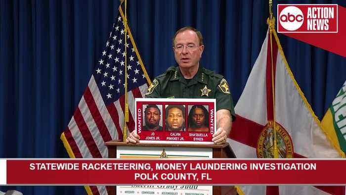 4 Polk residents arrested in money laundering investigation