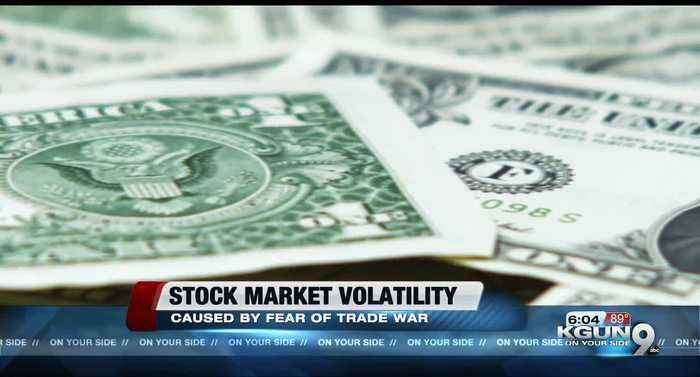 Local financial experts react to stock-market volatility