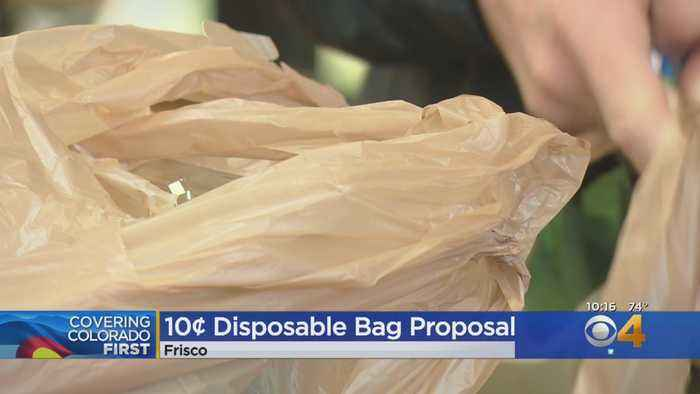 Frisco Considering Fee For Plastic Bags