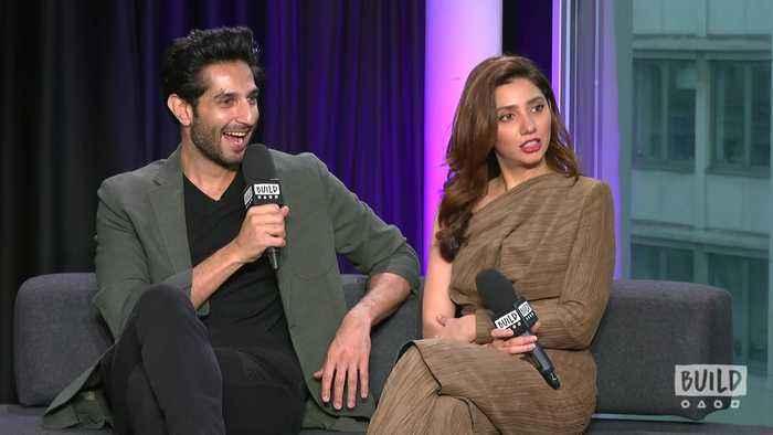 Pakistani Film Megastars Mahira Khan and Bilal Ashraf Join BUILD