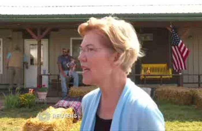 Dems keep focus on Trump, race in Iowa