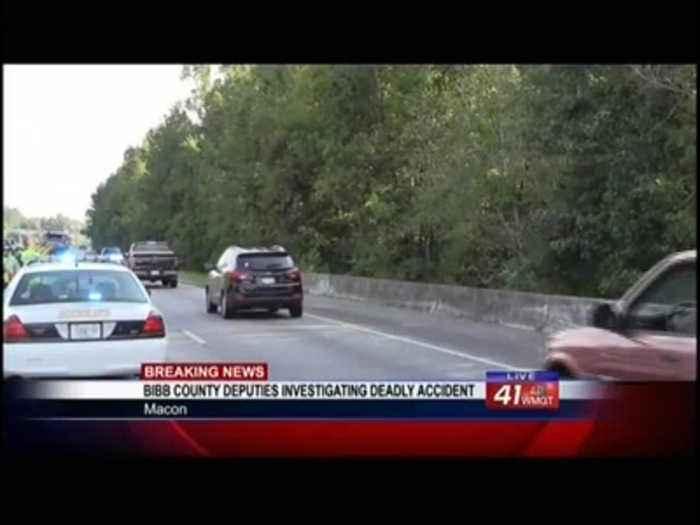 1 dead after fatal crash on Hawkinsville Road