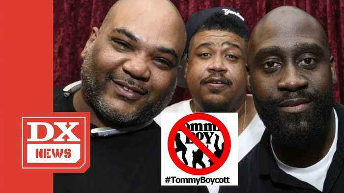 """De La Soul Says Tommy Boy """"Not In Business Of Giving Artists Back Their Masters"""""""