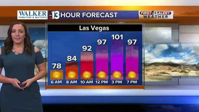13 First Alert Weather Forecast August 9, 2019 Morning